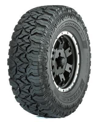 Dunlop Fierce Attitude M/T 357368294 Tires