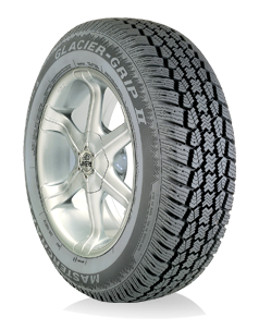 Mastercraft Glacier Grip II 03890 Tires