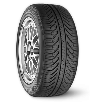 Michelin Pilot Sport A/S Plus 16889 Tires